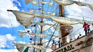 L'Armada, symbole du dynamisme et de l'activité économique de la ville de Rouen