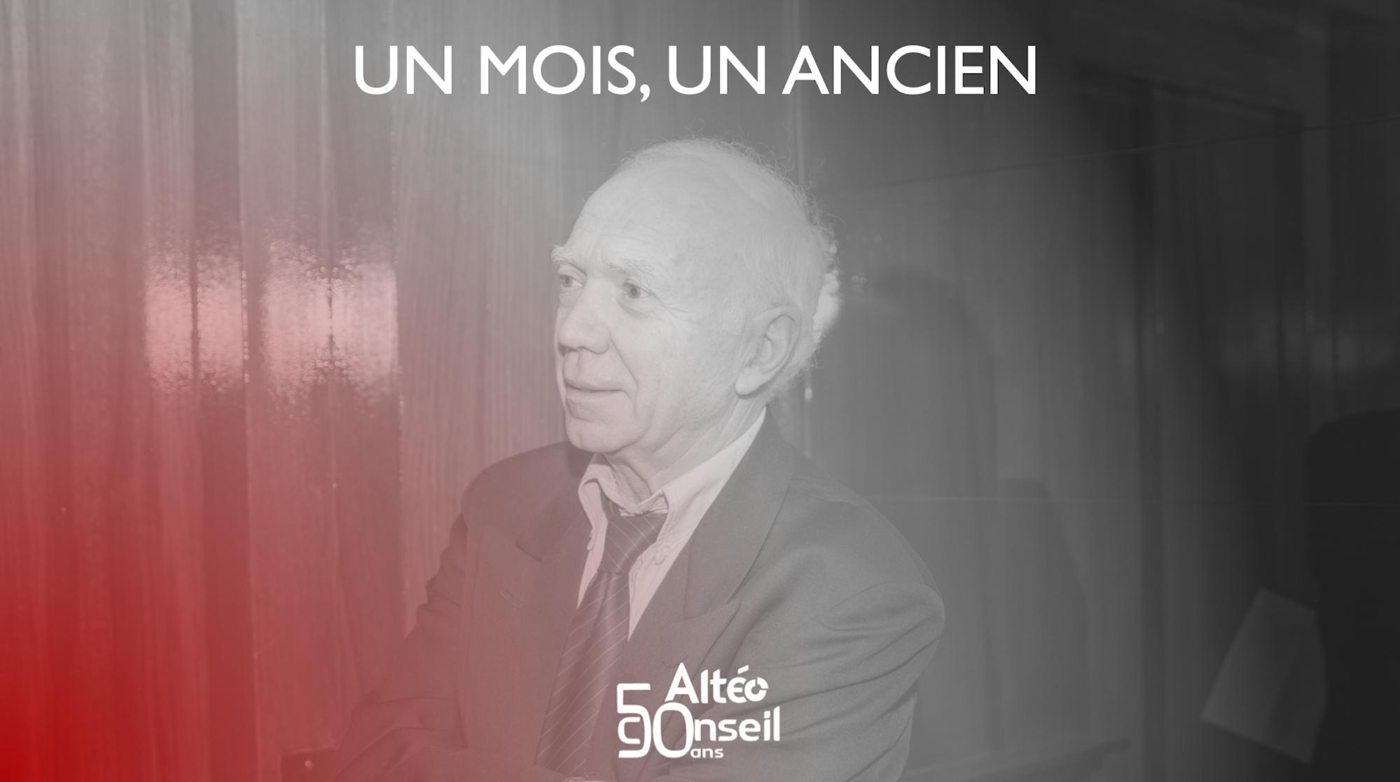 Entrevue avec Michel Bavière – Fondateur de la CNJE