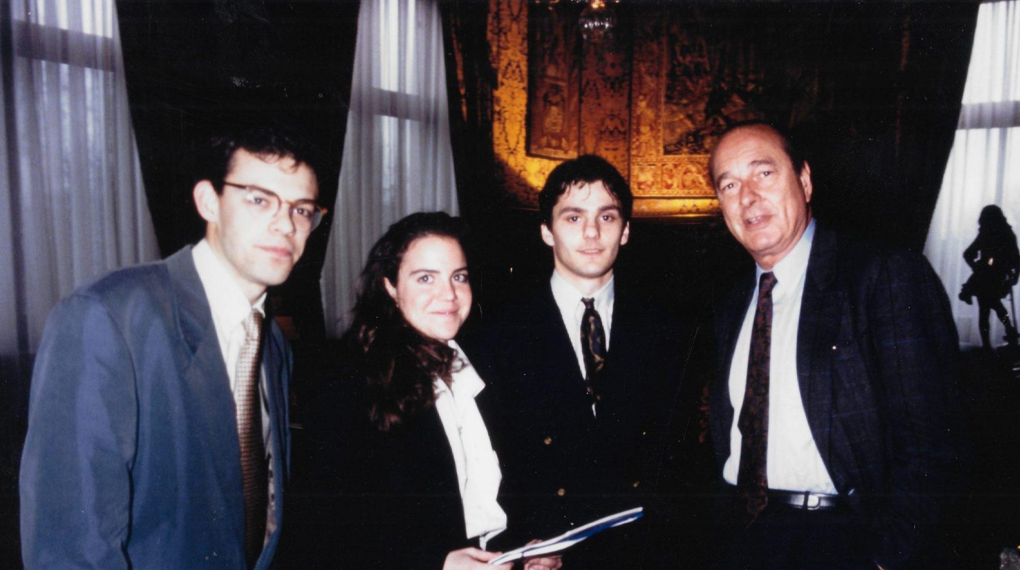 Entrevue avec Jérôme Pin: Président d'Altéo Conseil en 1993-1994