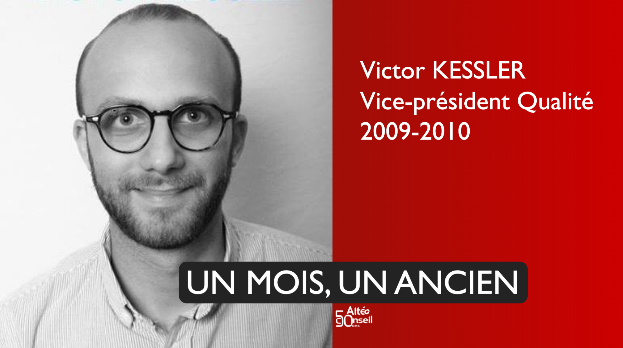Entrevue avec Victor Kessler