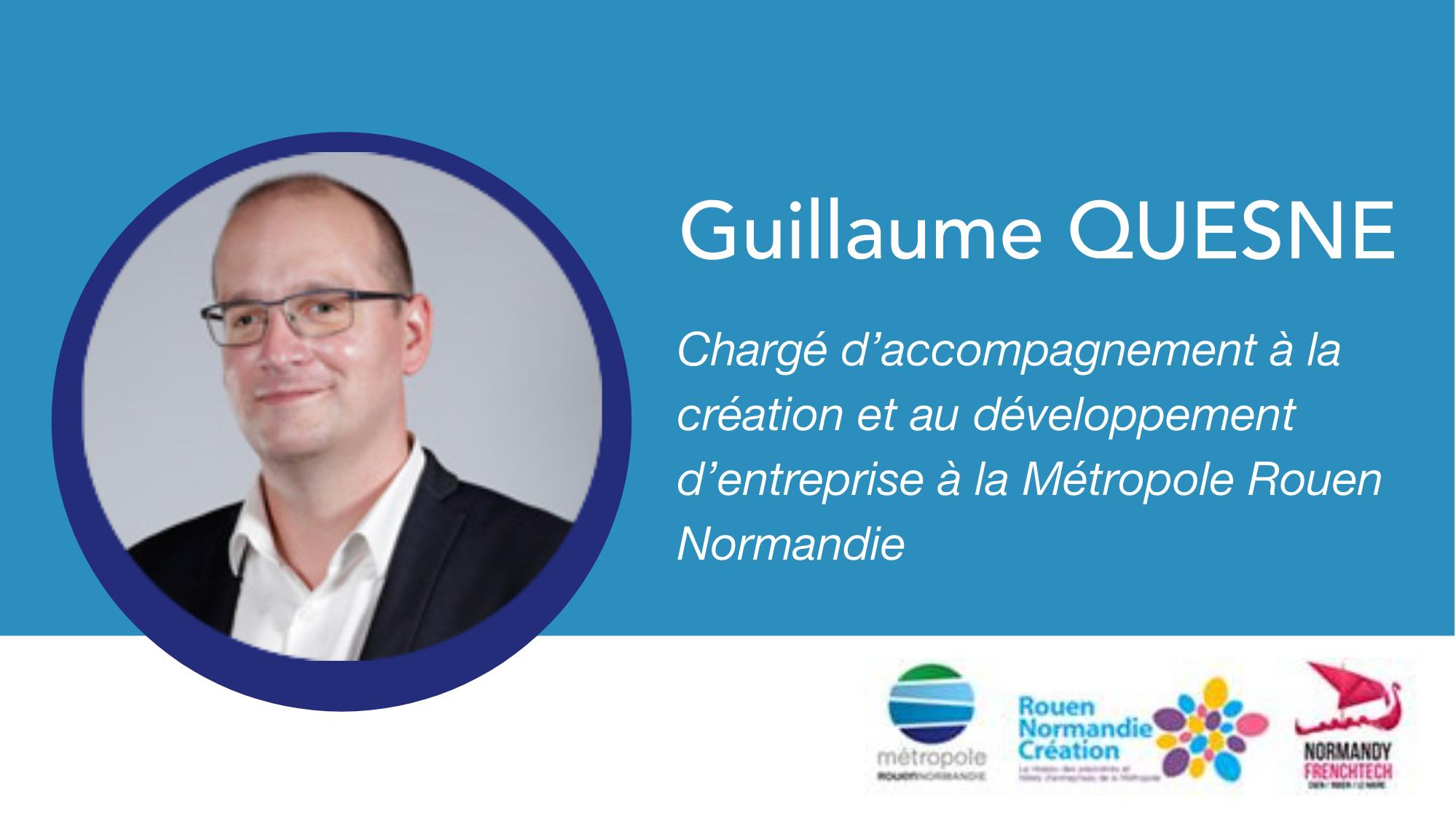 Entrevue avec Guillaume Quesne